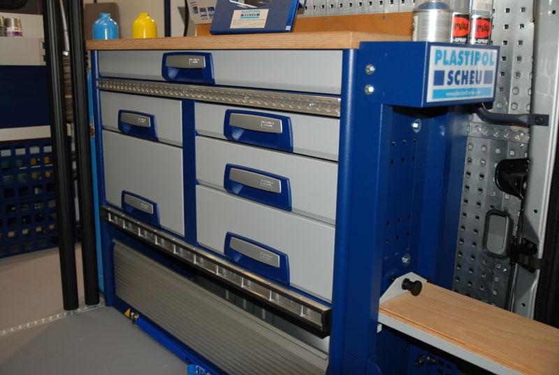 Новое поколение оборудования Plastipol-Scheu на выставке IAA-2012